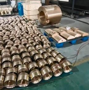 铜调整螺母