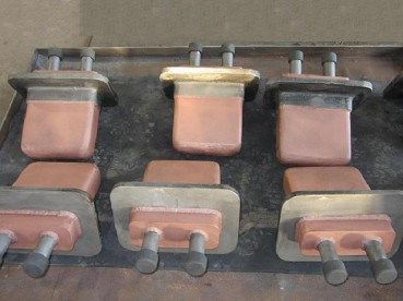 纯铜冷却板